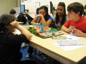 Environmental Learning is an important part of the iSchool mission.