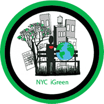 NYC iSchool Green Roof Project Logo